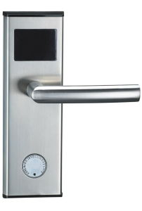 Hotel Door Lock Card Lock with Software Management pictures & photos