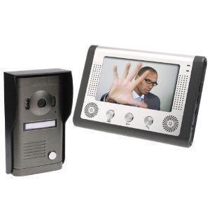 4 Wire Video Door Phone Intercom Doorbell Hand Free Security System pictures & photos