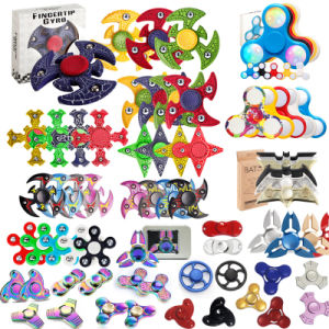 Relieve Stress Tire Air Finger Fidget Hand Spinner Toy pictures & photos