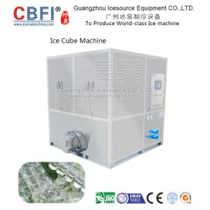 Food Graded Ice Cube Machine for Making Ice for Human Eating pictures & photos
