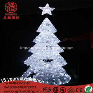 LED 3D Christmas Tree Light for Decoration pictures & photos