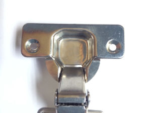 Hydraulic Soft Closing Stainless Steel Hinge Cabinet Concealed Hinge pictures & photos