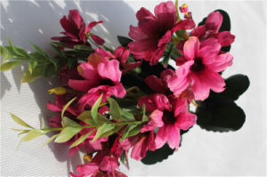 Factory Price Home Decoration Artificial Flowers Wholesale Fake Daisy pictures & photos