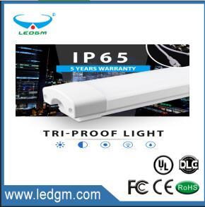 2017 LED Tri Proof Light IP65 Waterproof Batten Fixture 50W 1500mm LED Tri-Proof Tube Light 5 Year Warranty pictures & photos