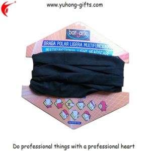2015 Polyester Tube Bandana with Polar Fleece for Promotion (YH-HS116) pictures & photos