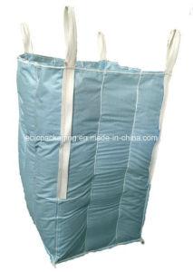4 Side Beige Belt Type D Conductive FIBC Baffle Big Bag pictures & photos
