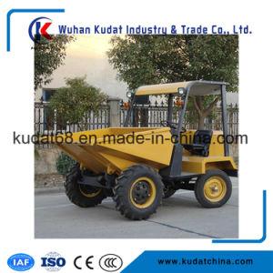 1500kgs Diesel Concrete Dumper pictures & photos