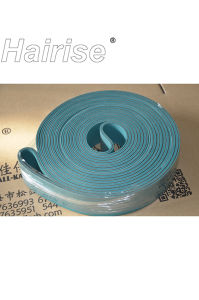 Hairise PU Round Timing Pulley Rubber Transmission Belt pictures & photos