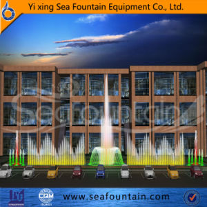 Urban Construction European Style Music Interactive Fountain pictures & photos