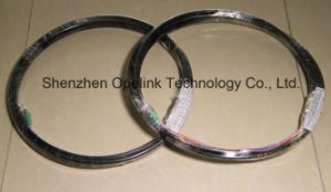 Optical Waterproof Patch Cord Low Insertion Loss Optical Fiber Cable pictures & photos