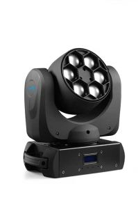 LED 12W*6PCS Bee Eyes Beam Moving Head Light for Sale pictures & photos