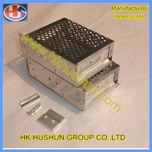 OEM CNC Metal Box, Metal Fabrication From China Manufacturer (HS-MF-026) pictures & photos