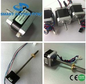 Reprap 3D Printer NEMA 17 Stepper Motor, NEMA 17 3D Printer Stepping Motors, Crimped with Different Type Connectors