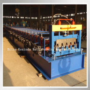 Cold Steel Floor Decking Forming Machinery pictures & photos