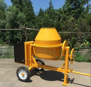 250L Italy Type Concrete Mixer with Diesel Engine pictures & photos
