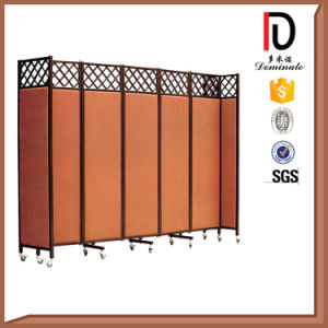 Movable Folding Banquet Hotel Room Screen (BR-SC010) pictures & photos