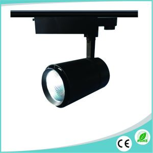40W COB LED Track Spotlight for Shops Lighting pictures & photos