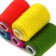 Lower Price Hot Item Eco-Friendly Raw Knitting Cotton Yarn pictures & photos
