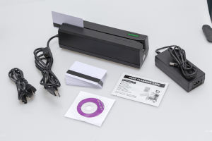 Magnetic Stripe Card Reader Writer Wirh USB Port Msr605 pictures & photos
