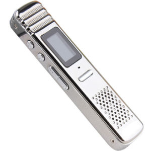 Mini Playback Speaker 8g HD Audio Digital Recorder Player pictures & photos