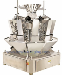 14 Head Multihead Weigher with Vertical Dry Nuts Packing Machines pictures & photos