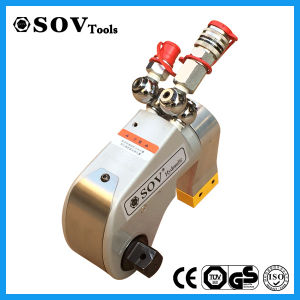 Square Drive Hydraulic Torque Wrench ()SV31LB2500) pictures & photos
