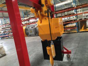 1-20t Single-Girder Overhead Gantry Crane pictures & photos