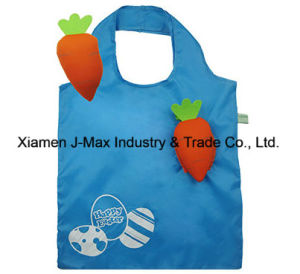 Foldable Shopper Bag, Fruits Carrot Style, Reusable, Lightweight, Grocery Bags and Handy, Gifts, Promotion, Accessories & Decoration pictures & photos