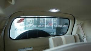 Auto Sunshade with Clip, Mesh Fabric Sunshade for Prado