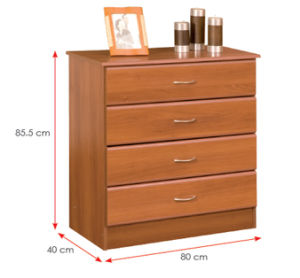 Wooden Wardrobe /Nightstands /Shoes Case /Side Cabinet (HX-DR335) pictures & photos