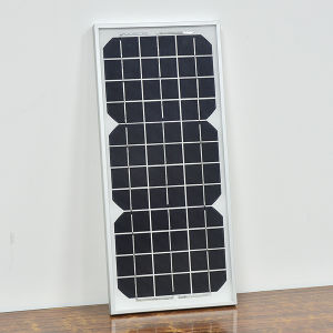Hot Sale 10W Mono Solar Panel (SGM-10W) pictures & photos