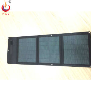 24W 18V CIGS Flexible Solar Panel Charger CG24-3