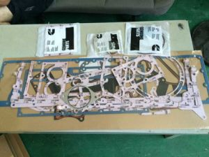 Good Quality Cummins K50 Engine Engine Upper Repair Gaskets Kit Pn Is 3800731 3804299 3803601 3801718 3015447 pictures & photos
