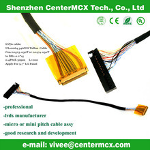 LCD Cable Factory 30 Pin LCD Cable pictures & photos