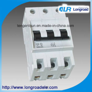 Low Voltage Miniature Circuit Breaker Switch pictures & photos