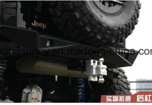 Newest High Quality Rear Bumper for Jeep Wrangler pictures & photos