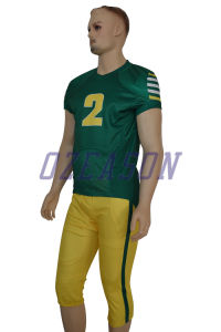 Dri Fit Cheap Blank American Football Training Jerseys Pants (AF023) pictures & photos