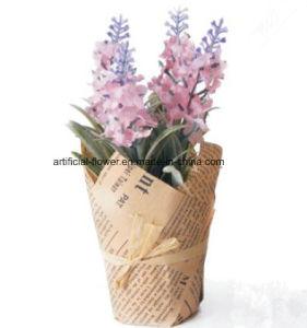 Purple Artificial Romantic Artificial Lavender for Wedding Decorations pictures & photos