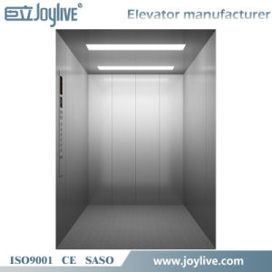 Hydraulic 0.5m/S Goods Freight Elevator Lift Cost Price for Warehouse pictures & photos