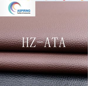 High Abrasion PU Artificial Leather for Chairs pictures & photos