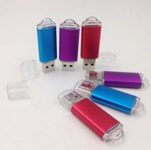 Factory Direct Sales U Disk Stick Pen USB Flash Drive Pendrive Bright Color 128MB-128GB pictures & photos