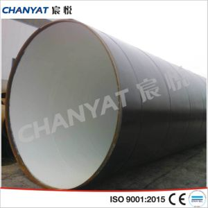 API 5L X46/X65 Welded Line Steel Pipe pictures & photos