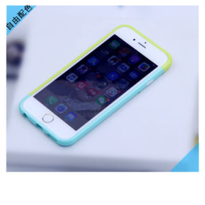 Colorful Slim Free Assemble Phone Protective Frame for iPhone6 pictures & photos