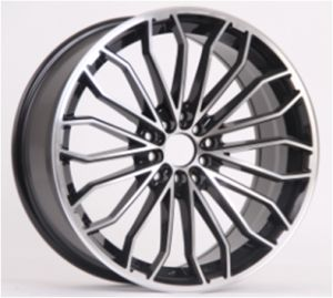 17 Inch Alloy Wheel with PCD 5*114.3, 8*100/114.3 pictures & photos