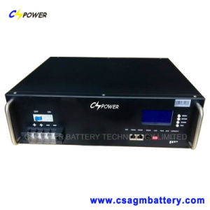 19inch 48V100ah Lithium LiFePO4 Battery with Communication Interface pictures & photos