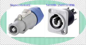 Indoor Power Connector for LED Screen pictures & photos