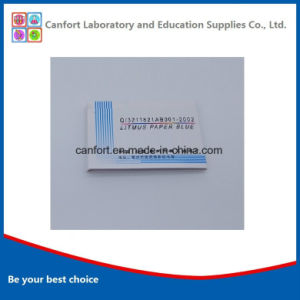 Lab Supplies Indicator Paper Litmus Blue Test Paper for Laboratory/Education/Chemistry pictures & photos