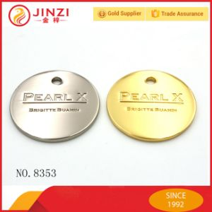 Quality Design Custom Metal Dog Tags pictures & photos
