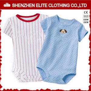 Customised Baby Clothes Newborn Baby Rompers Summer (ELTBCI-7) pictures & photos