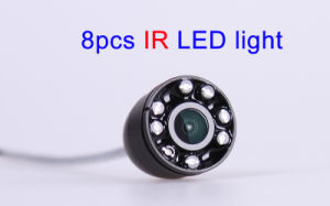 HD 1000 TVL Underwater Fishing Camera CR110-7H with 3.5′′ Digital LCD Screen 8pcs IR LEDs with 15-30m Cable pictures & photos